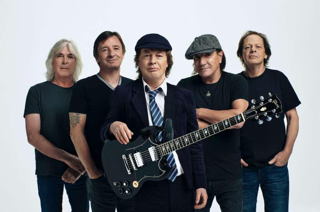 AC/DC Power up Pressefoto