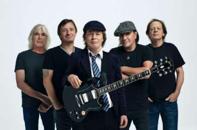 AC/DC Power up Pressefoto