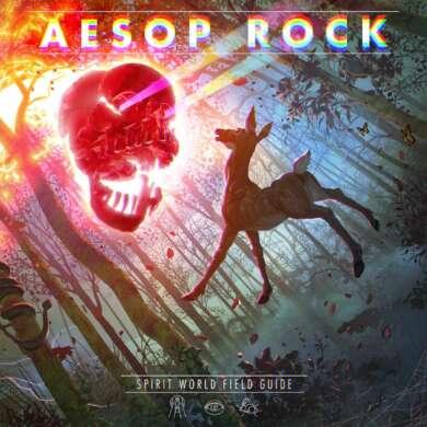 Aesop Rock Spirit World Field Guide Albumcover