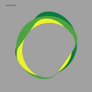 Autechre PLUS Albumcover