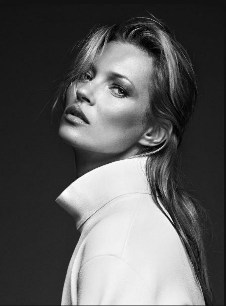 Leica Galerie München Kate Moss, White Coat Bryan Adams