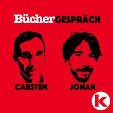 Büchergespräch: Carsten und Jonah