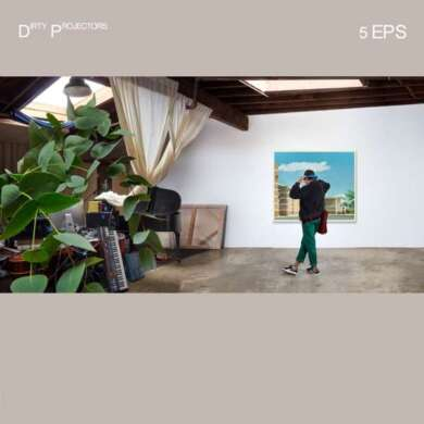 Dirty Projectors 5 EPs Albumcover