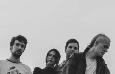 Die Hamburger Noiserock-Band Grundeis