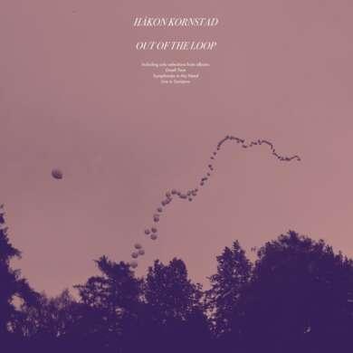"""Das Cover von """"Out of the Loop"""", dem neuen Album von Håkon Kornstadt"""