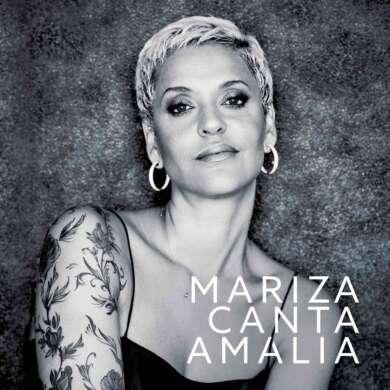 Mariza canta Amàlia Albumcover
