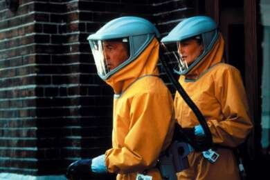 """Outbreak"" mit Dustin Hoffman"