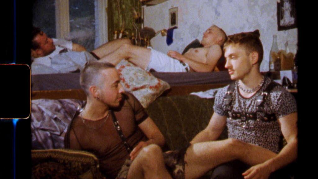 """Berlinische Galerie """"XPOSED Queer Film Festival Berlin"""" """"Out and About. Queere Sichtbarkeiten in der Sammlung"""""""
