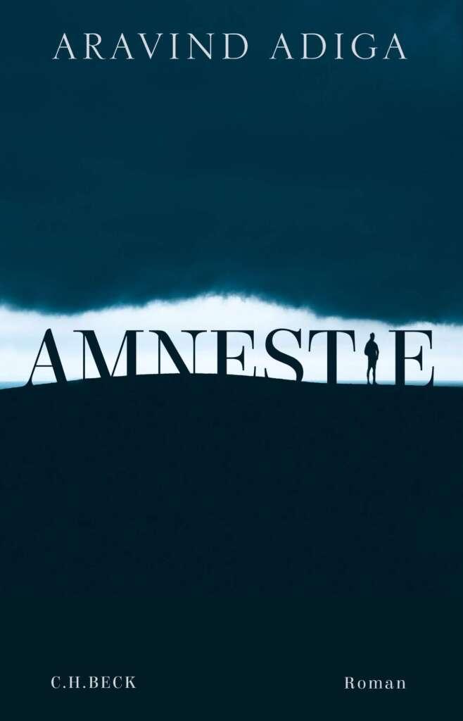"""Buchcover """"Amnestie"""" von Aravind Adiga"""