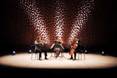 Elbphilharmonie: Tabea Zimmermann Trio