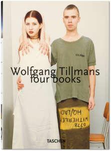 "Buchcover ""four books"" von Wolfgang Tillmans"