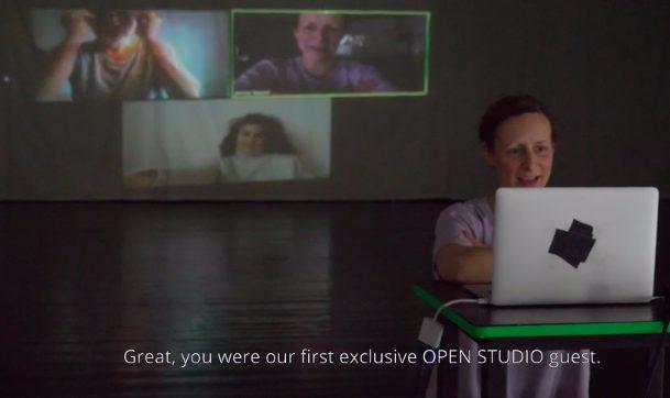 Kampnagel Jenny Beyer Digitales Offenes Studio