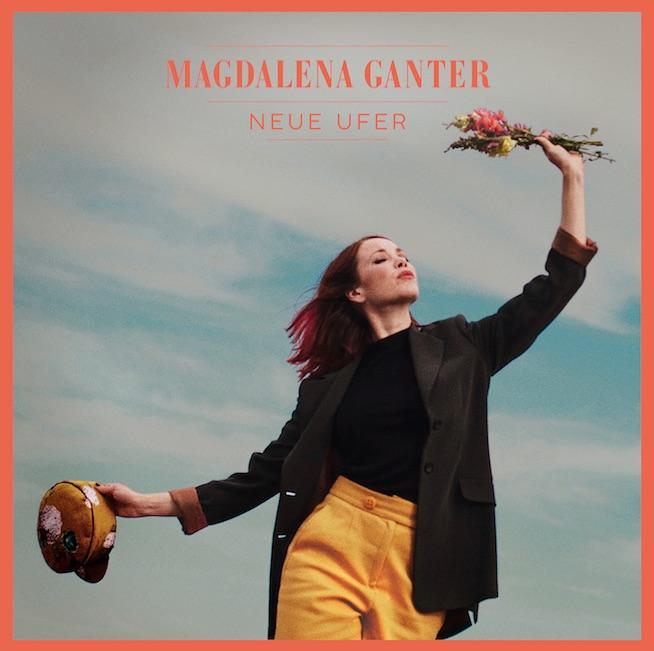"""Das Cover der neuen Single """"Neue Ufer"""" von Magdalena Ganter"""