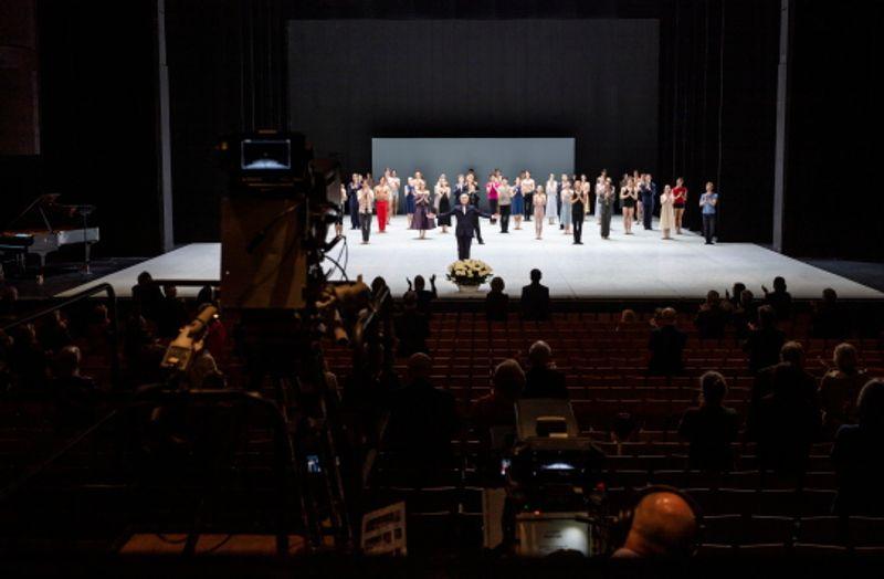 John Neumeier Hamburg Ballett Ghost Light