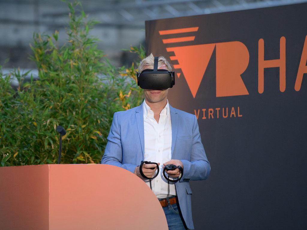 VRHAM VR festival Open Call