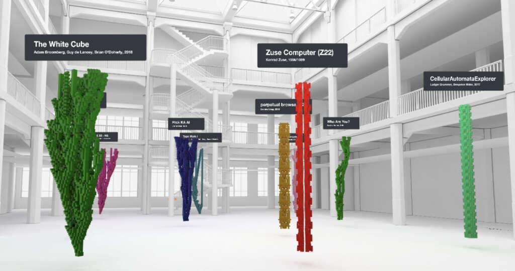 ZDF Kultur Digitale Kunsthalle