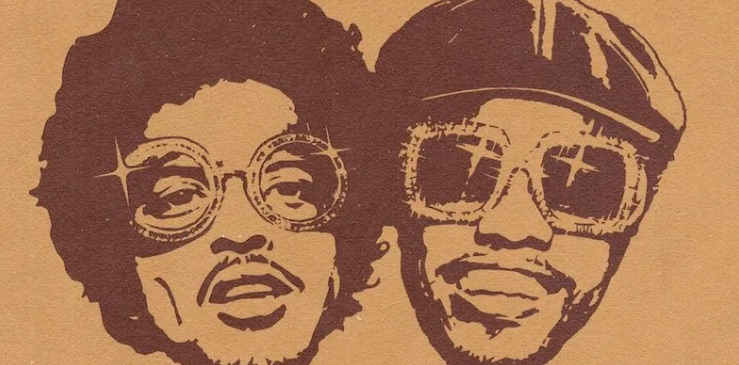 Bruno Mars und Anderson .Paak