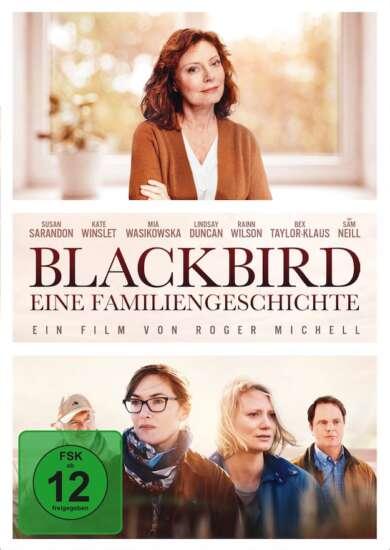 Blackbird DVD Cover