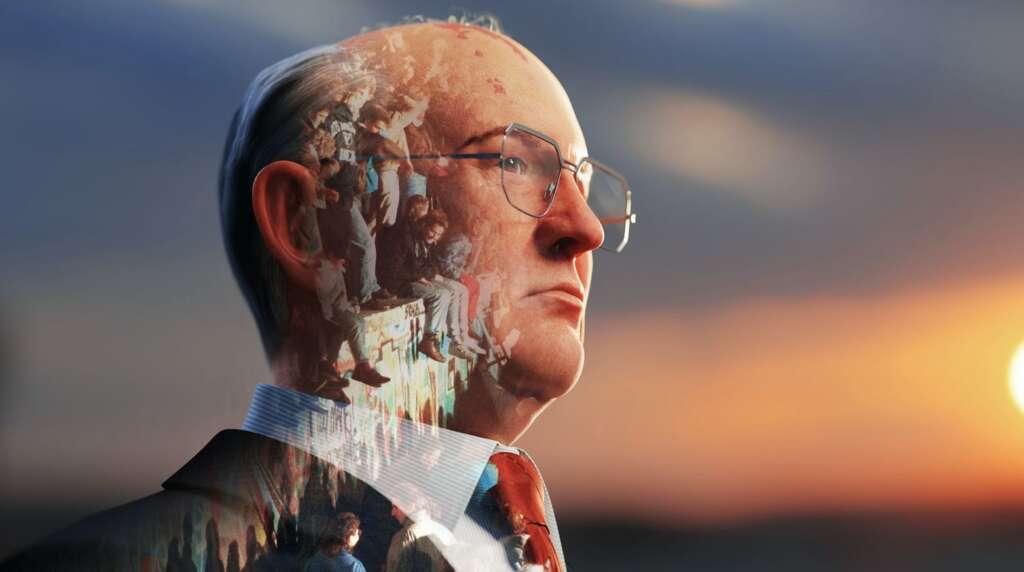 Mensch Gorbatschow