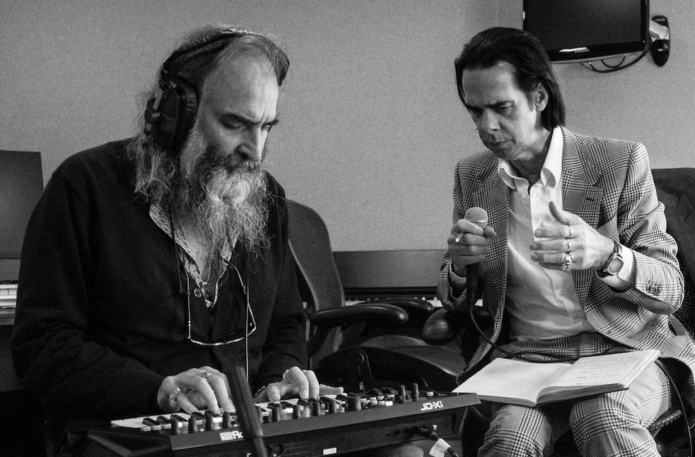 Nick Cave und Warren Ellis