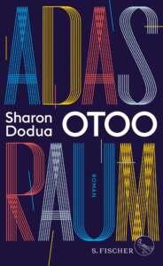 """Buchcover """"Adas Raum"""" von Sharon Dodua Otoo"""