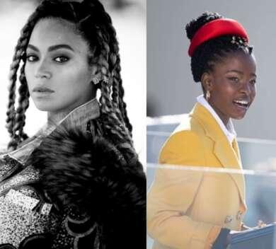 Unterstützung für Meghan Markle: Beyonce Amanda Gorman
