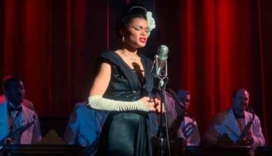 GOlden GLobes Billie Holiday