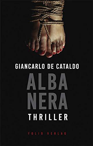"Buchcover ""Alba Nera"" von Giancarlo De Cataldo"