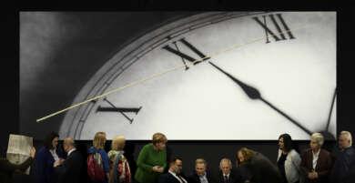Andreas Gursky Politik II, 2020