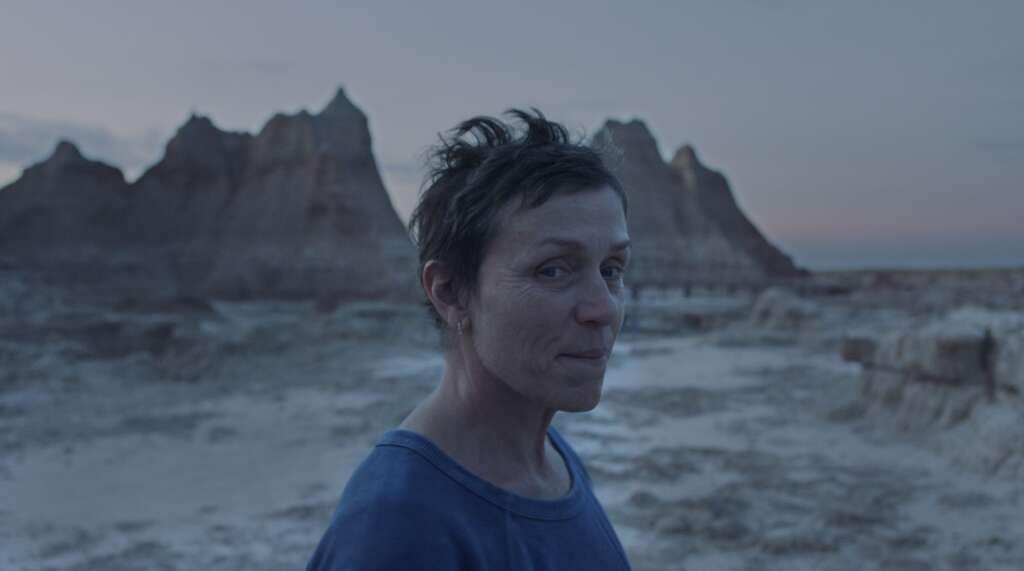 """Große Erfolgschancen bei den Oscars: Das Drama """"Nomadland"""""""