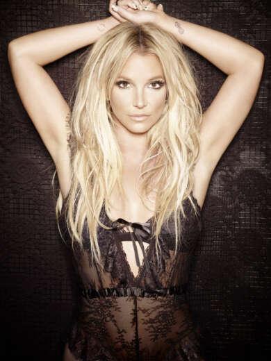 Britney Spears in den 2000er Jahren