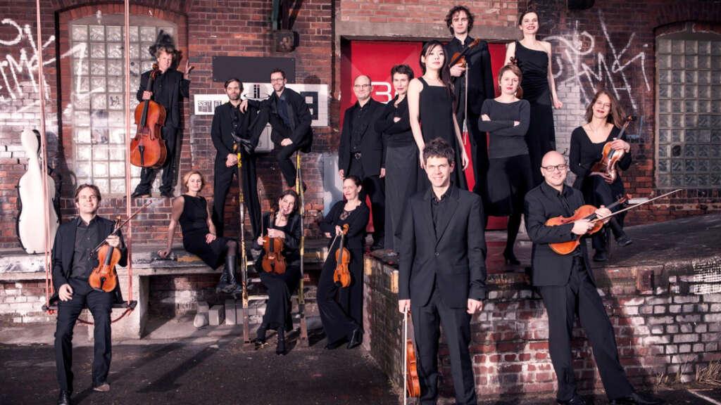 Internationales Musikfest Hamburg Ensemble Resonanz