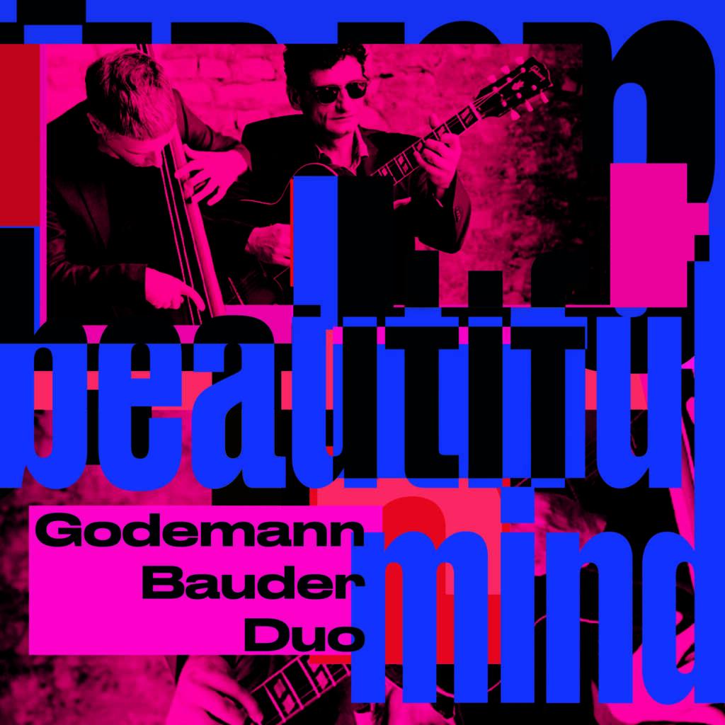 """Plattencover """"Beautiful Mind"""" vom Godemann Bauder Duo"""