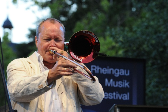 Rheingau Musik Festival Rheingau Musik Preis 2021 an Nils Landgre