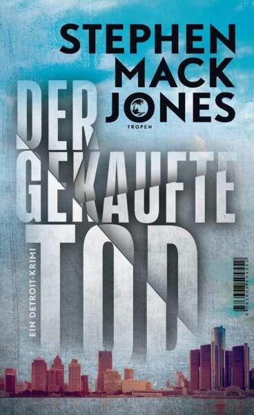 """Buchcover """"Der gekaufte Tod"""" von Stephen Mack Jones"""