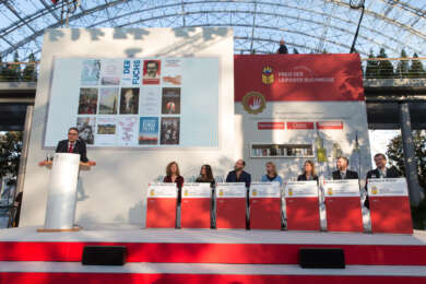 Leipziger Buchmesse 2021