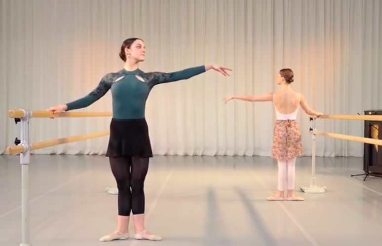 Theater Dortmund digitaler Spielplan Highlights April Open Class des Ballett Dortmund
