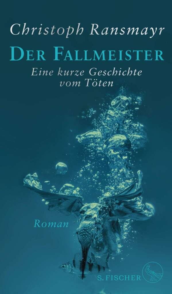 """Buchcover """"Der Fallmeister"""" von Christoph Ransmayr"""