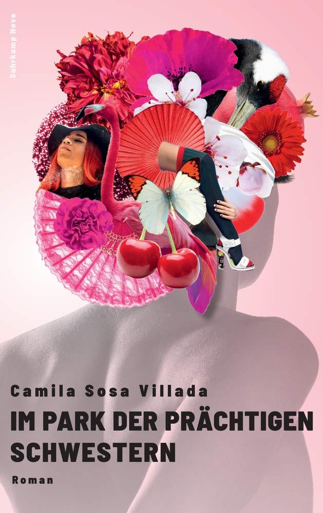 """Buchcover """"Im Park der prächtigen Schwestern"""" von Camila Sosa Villada"""