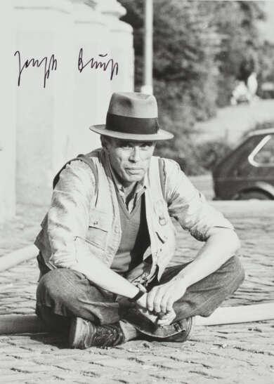 Joseph Beuys Kunsthalle zu Kiel