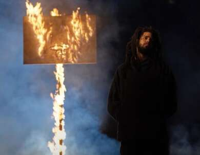 J. Cole The Off-Season