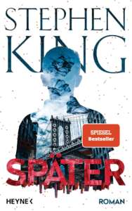 """Buchcover """"Später"""" von Stephen King"""