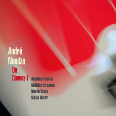 "Plattencover ""On Canvas"" von André Nendza"