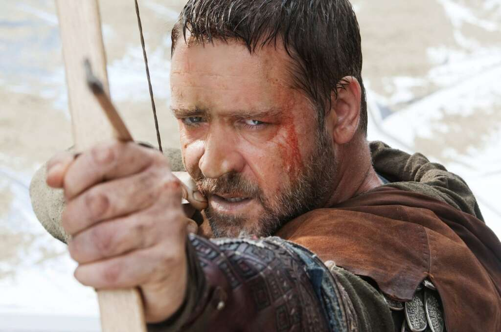 Russell Crowe als Robin Hood