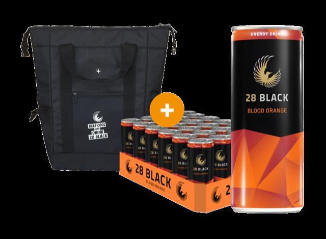 28 Black Freisteller Blood orange