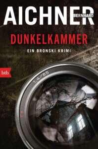 """Buchcover """"Dunkelkammer"""" von Bernhard Aichner"""