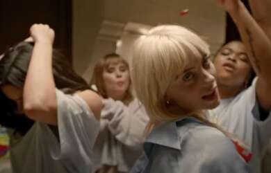 billie eilish im musikvideo zu lost cause