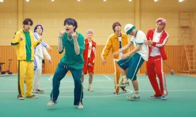 BTS: Cooler Remix