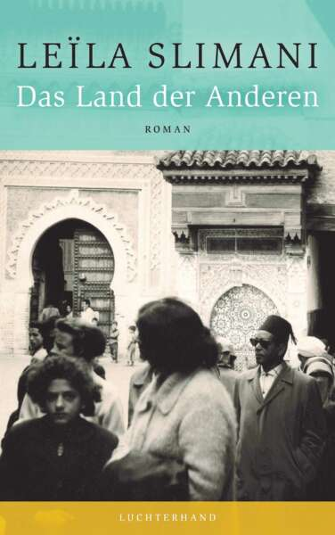 """Buchcover """"Das Land der Anderen"""" von LeÏla Slimani"""