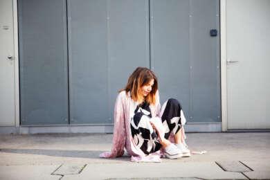 """Gina Éte veröffentlicht das Album """"Erased by Thought"""""""